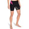 Skins W's Tri400 Shorts Black/Orchid